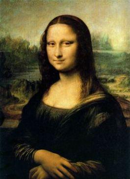 De Mona Lisa van Leonardo da Vinci