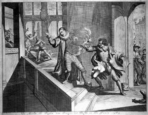 Moord op Willem van Oranje