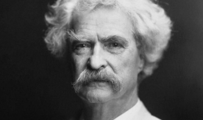 Mark Twain (1835-1910) - Amerikaanse schrijver