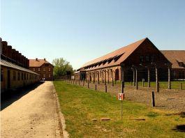 Barakken in Auschwitz