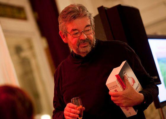 Maarten van Rossem tijdens de Nacht van de Geschiedenis in 2010 - Foto: CC