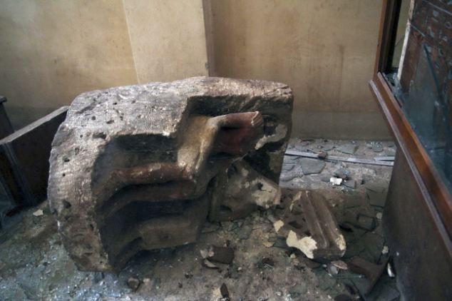 Museum in Egyptische stad Minya leeggeroofd