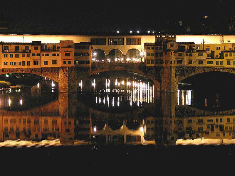 Ponte Vecchio in Florence - Foto: CC/Rolf Süssbrich