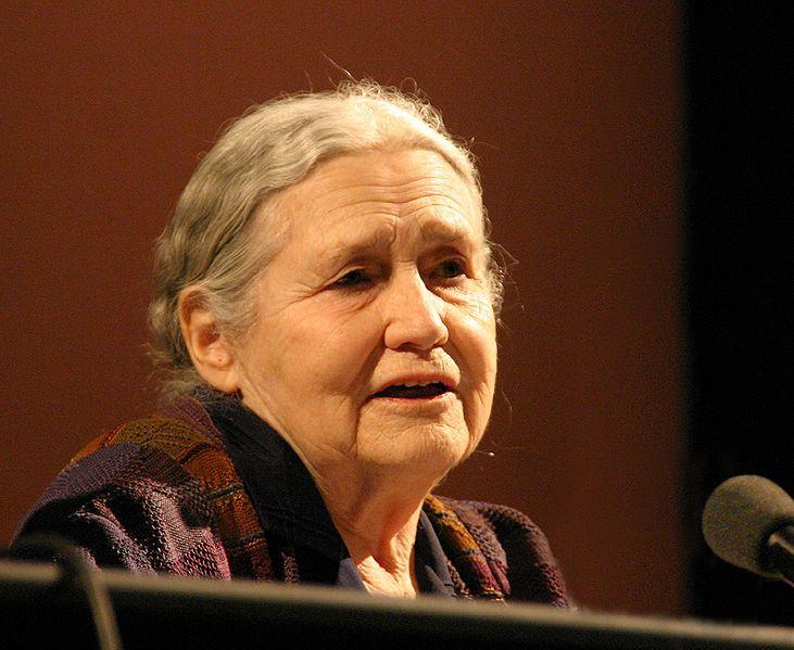 Doris Lessing in 2006 - Foto: CC