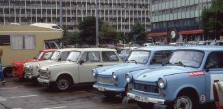 Trabantjes in de DDR - Foto: CC/fdecomite
