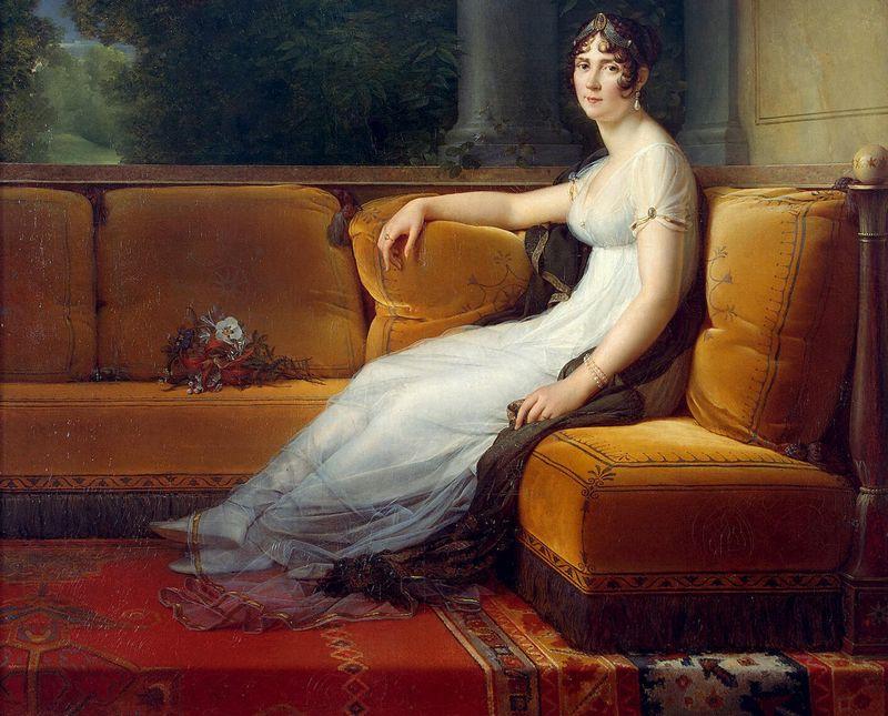 Joséphine de Beauharnais (1763-1814) - De ex van Napoleon