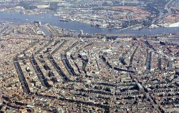 Grachtengordel van Amsterdam - Foto: BMZ