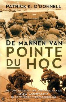 De mannen van Pointe du Hoc - Patrick K. O'Donnell