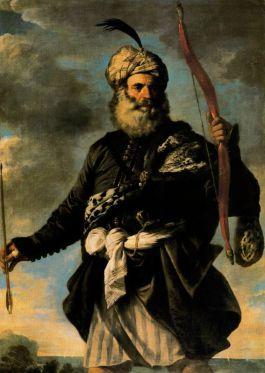 Barbaarse piraat