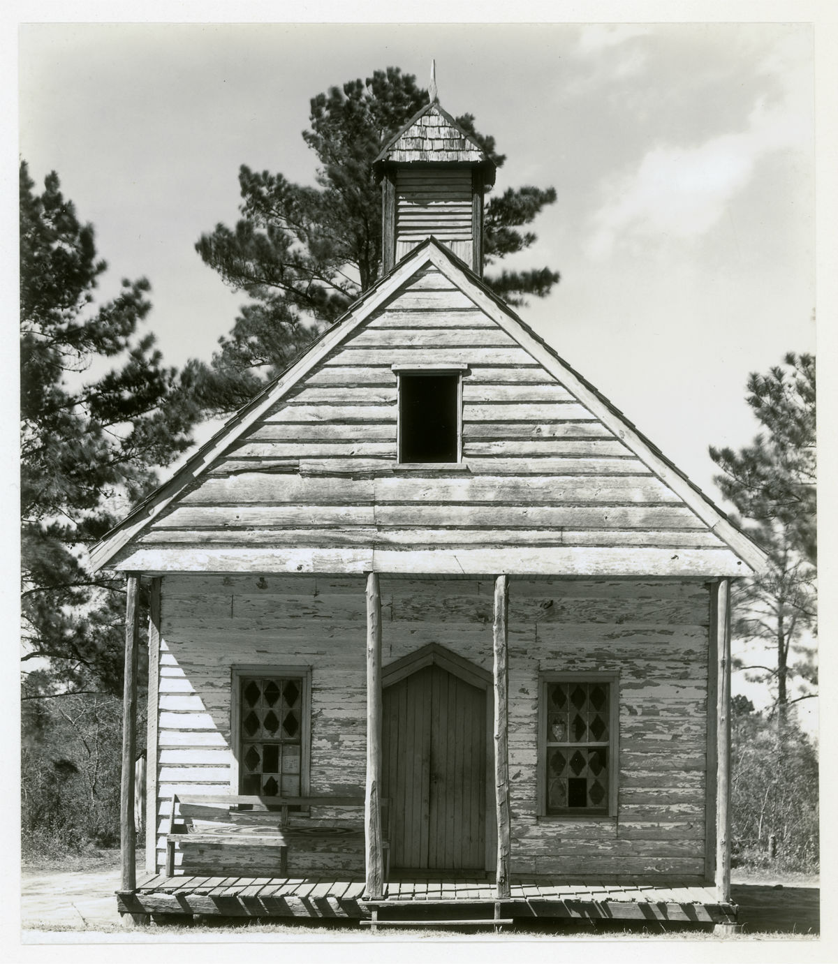Walker Evans, Negro Church, South Carolina, 1936 © Library of Congress. Courtesy of Howard Greenberg Collection