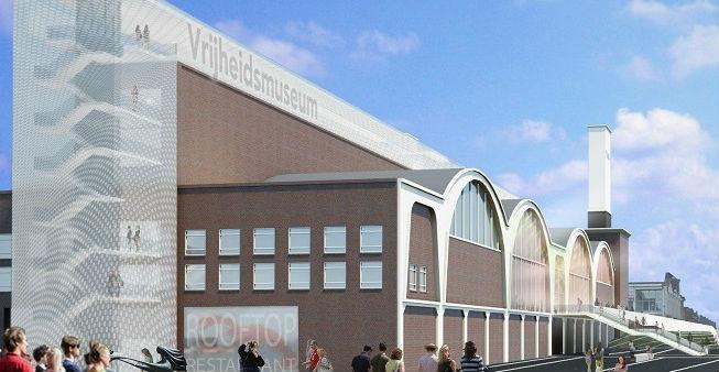De gemeente Nijmegen bood vorig jaar het oude fabriekspand De Vasim aan als vestigingsplaats van het nieuwe museum