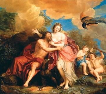Zeus en Hera - Frans Christoph Janneck