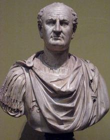 Buste van Vespasianus - cc