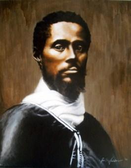 De Ethiopische prins Makonnen Gudessa (arsbellica.it)
