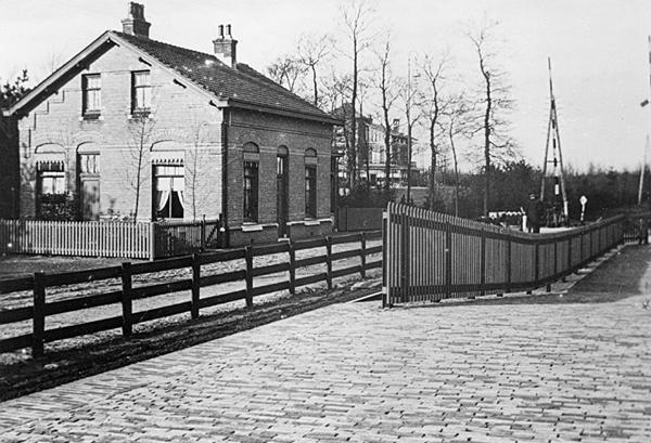 Stationschefwoning uit Bilthoven (Spoorwegmuseum)