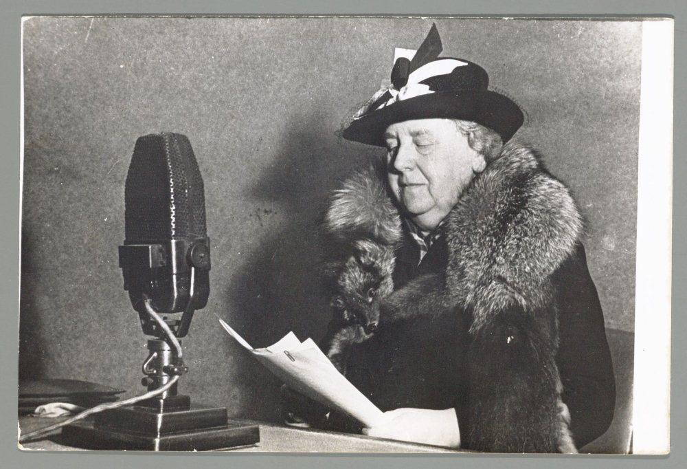 Koningin Wilhelmina gebruikte in de oorlog crystal meth