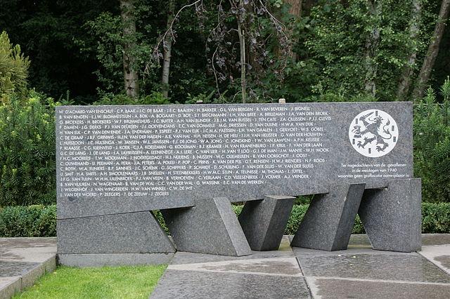 Op de Grebbeberg is een monument opgericht voor de 'vermisten van mei 1940'. Daarop staan ook de namen van de opvarenden van de Pavon die nooit meer werden teruggevonden.