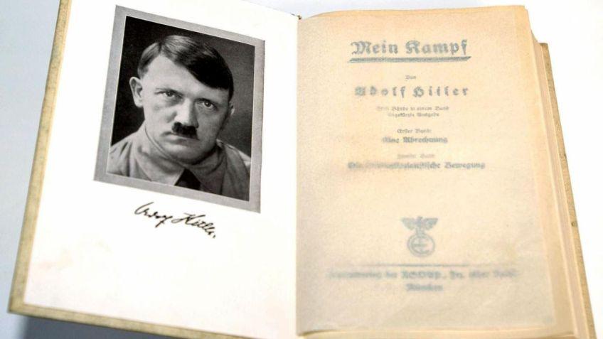 Adolf Hitler - Mein Kampf 1924