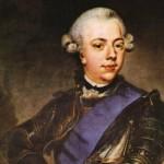 Stadhouder Willem V van Oranje