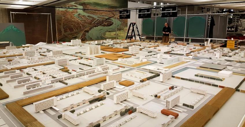 Het nieuwe Museum Rotterdam