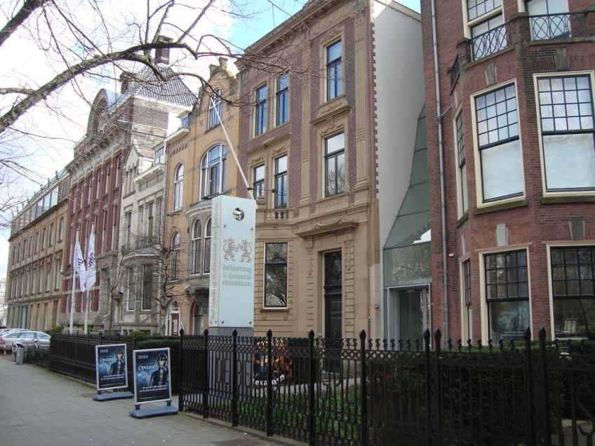 Belasting en Douane Museum, Rotterdam (E. Ruis)