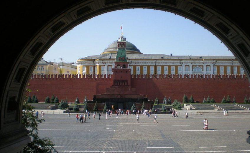 Mausoleum van Lenin - cc