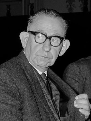 Tweede Kamerlid J.H. Scheps (PvdA)