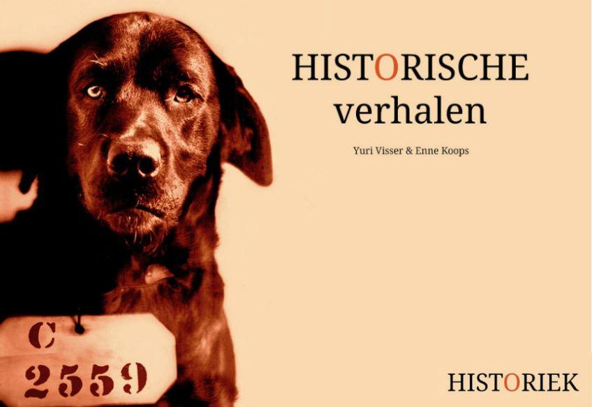 Historiek publiceert verhalenbundel