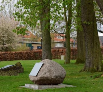 Monument voor slachtoffers interneringskampen Padang en Bangkinang