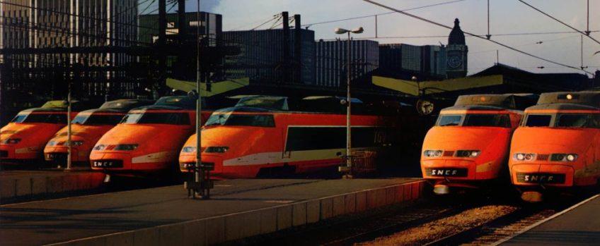 Van Turbotrain naar TGV