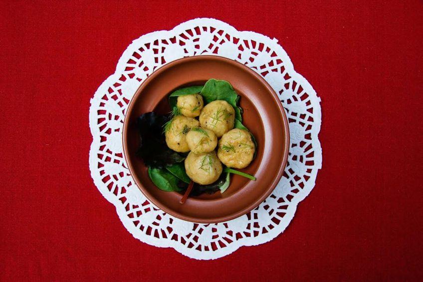 Romeinse visballetjes - eet!verleden
