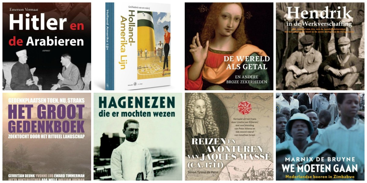 Nieuwe geschiedenisboeken (week 26)