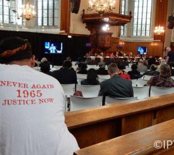 Foto van het tribunaal