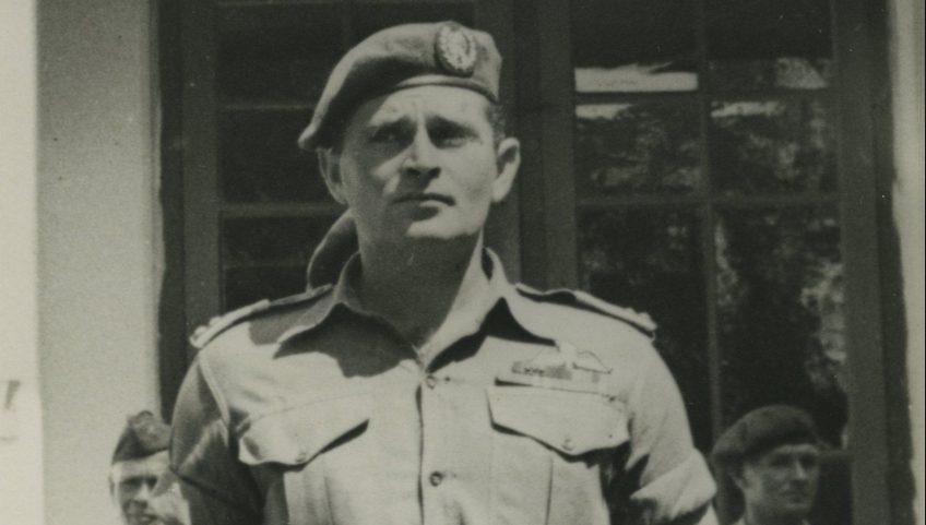 Soldaat onder kapitein Westerling