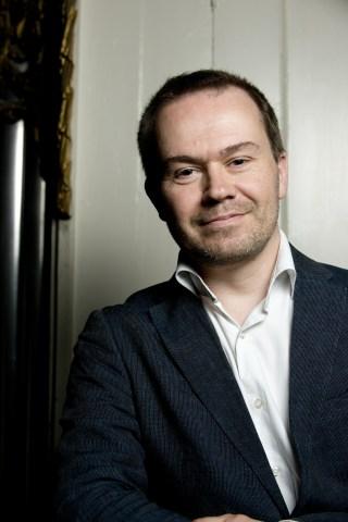 Festivaldirecteur Xavier Vandamme