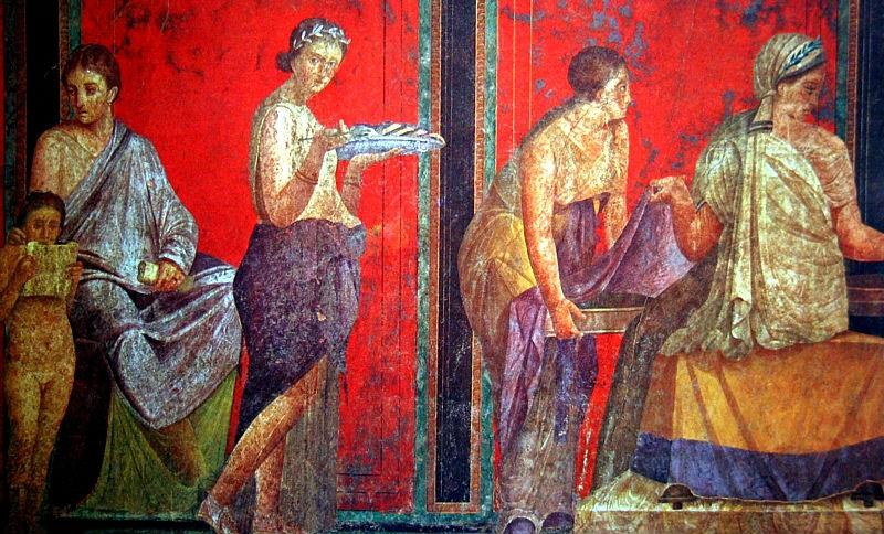 De overlevenden van Pompeii