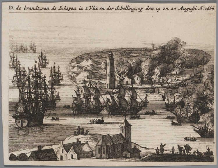 Rampjaar 1666 herdacht