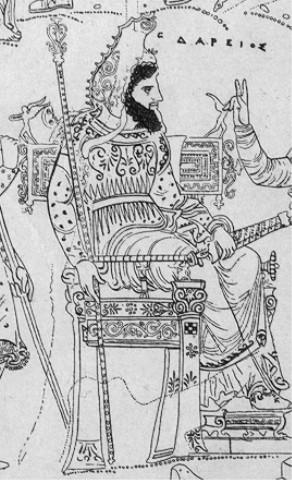 Darius I de Grote