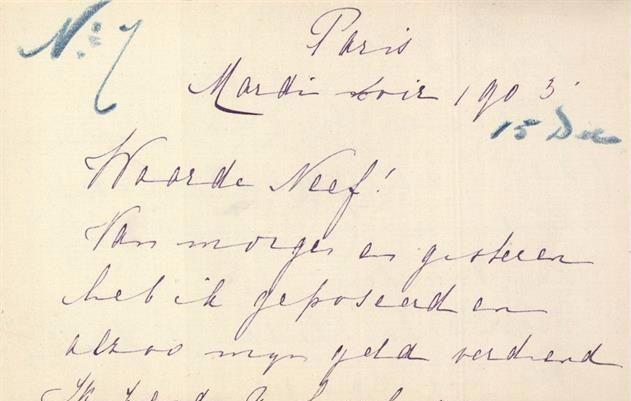 Onbekende brieven schetsen nieuw beeld Mata Hari
