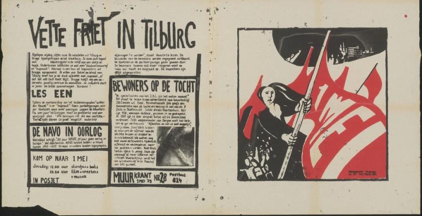 Regionaal Archief Tilburg - Geen censuur op de muur!
