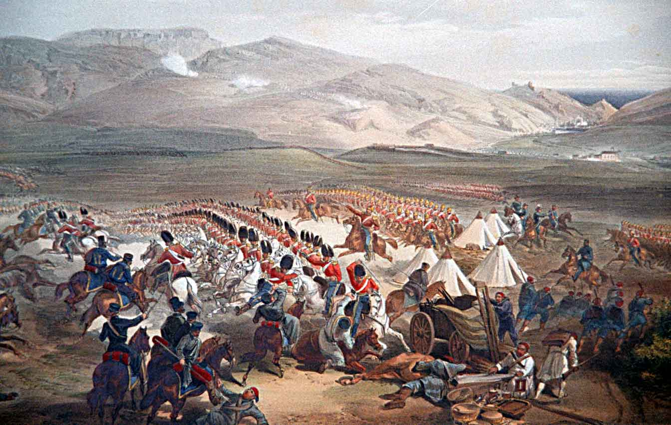 Ottoman Russian War 5 Causes Of The Crimean War History Lists