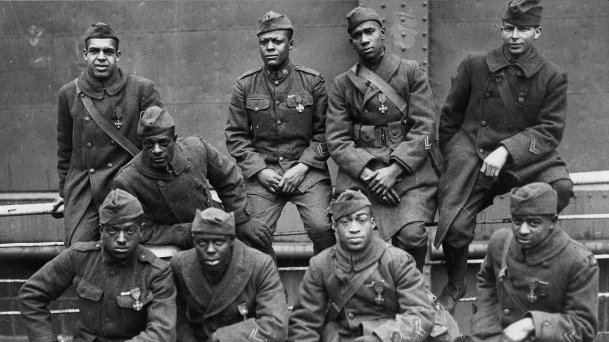 Facts About Wwi The Harlem Hellfighters