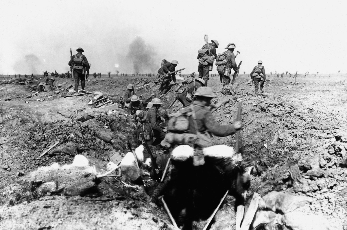 Facts About Wwi Life In The Trenches Of World War I History