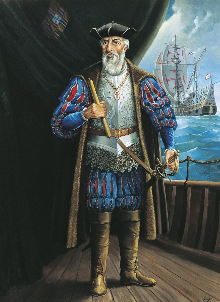 And Vasco Da Gama Vasco Da Gama History