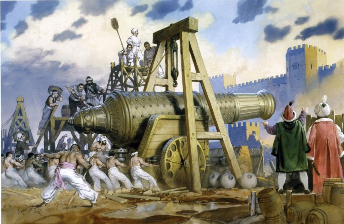 Ottoman Russian War Ottoman Super Cannon The Bombard That Built An Empire All About