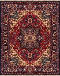 Fun with Rugs | The Lone Girl in a Crowd