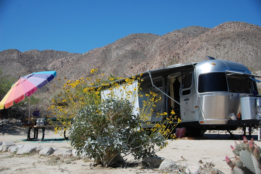 DSC_0143 Blooming Agua Caliente Airstream site