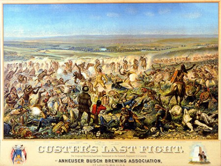 busch and custer