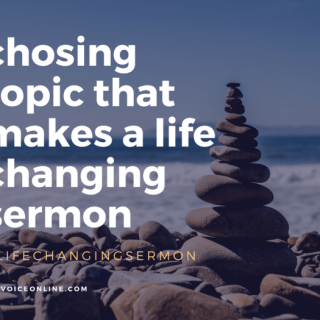LifeChangingSermonTopic