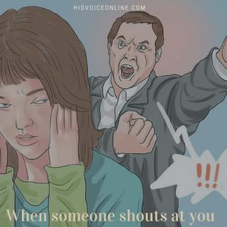 shouts